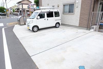 【駐車場】SILK TERRACE