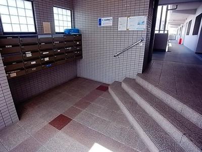 【エントランス】サンマンション南野