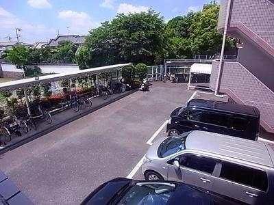 【駐車場】サンマンション南野