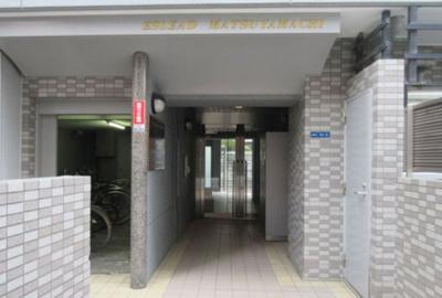 【エントランス】エスリード松屋町