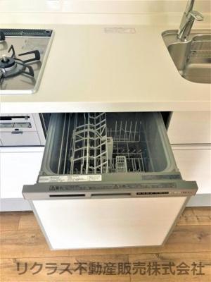 食洗機です。