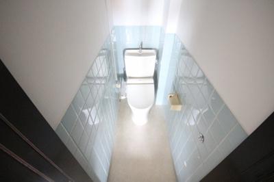 【トイレ】富士マンション