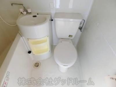 【トイレ】ハイツルミエール