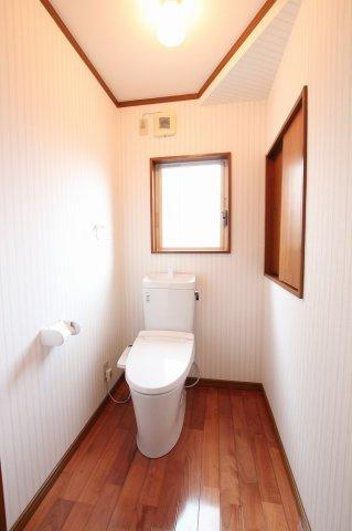 【トイレ】茶山6丁目戸建て