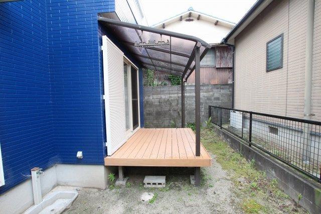 【庭】茶山6丁目戸建て