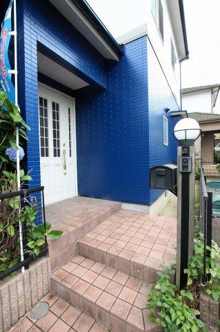 【玄関】茶山6丁目戸建て