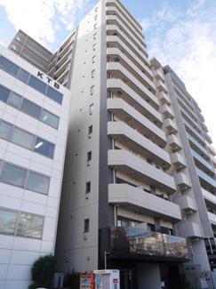【外観】ジーベック蒲田ステーションエグゼ