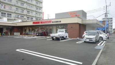 松山生協余土店 458m