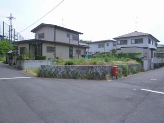 【外観】蒲生郡竜王町大字鏡 売土地