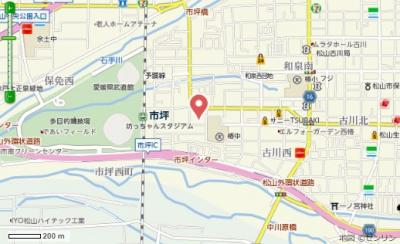 【地図】クレールマノワール