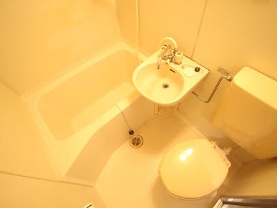 【浴室】クレッシェンド岸地