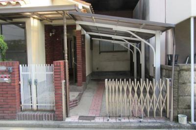 【駐車場】八尾市高砂町5丁目中古一戸建