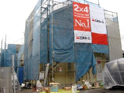 【外観】高井戸西住宅(賃貸一戸建て)