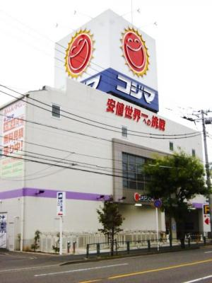 【周辺】高井戸西住宅(賃貸一戸建て)
