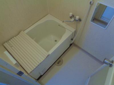 【浴室】くすのきハイツ