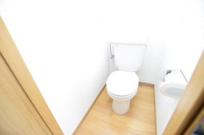【トイレ】リバティマンション