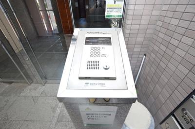 【セキュリティ】リバティマンション