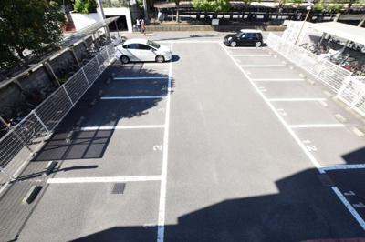 【駐車場】リバティマンション