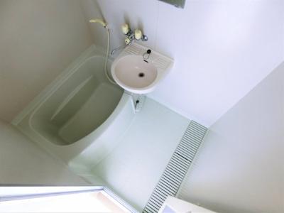 【浴室】ガーデンハイツX
