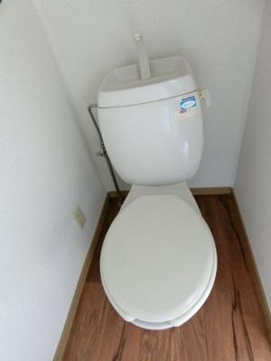 【トイレ】ガーデンハイツX