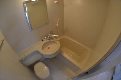 【浴室】上本町ハイツ
