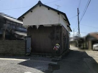 【外観】近江八幡市小船木町 売土地