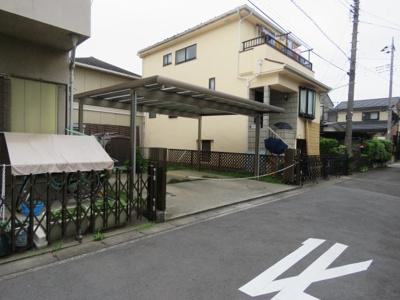 【展望】鶴ヶ島市松ヶ丘売地
