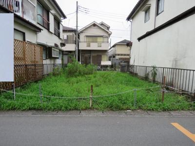 【外観】鶴ヶ島市松ヶ丘売地