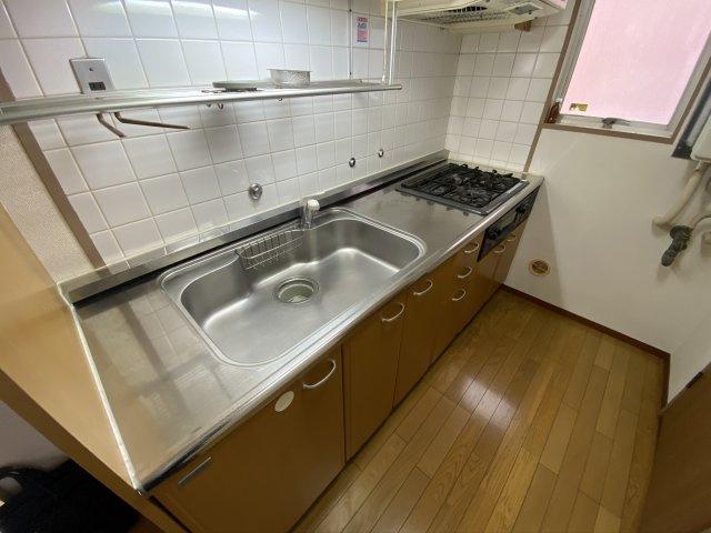 【キッチン】第2大森フラワーマンション