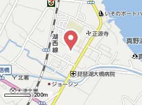 【地図】O貸家 B号