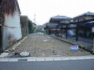 【外観】近江八幡市縄手町中 売土地
