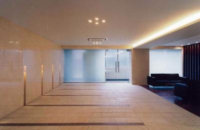 【エントランス】クレストフォルム亀戸ブライトスクエア 8階 角 部屋 2006年築