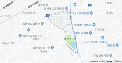 【地図】プチ・ヴィラージュ