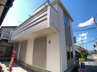 新京成線「三咲」駅徒歩20分の全1棟の新築一戸建てです。