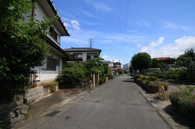 D-town長岡京市城の里2号地・2区画の分譲地
