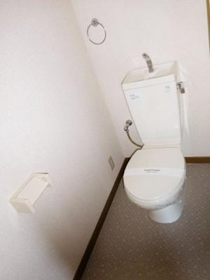 【トイレ】高岸マンション
