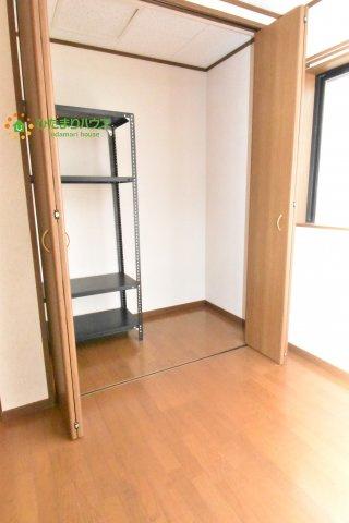 全居室に収納スペースがあります☆彡