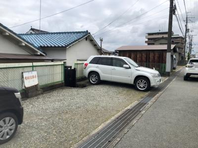 【外観】岸本駐車場