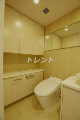 【トイレ】プライムメゾン早稲田通り
