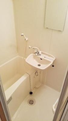 【浴室】ハイツ真規