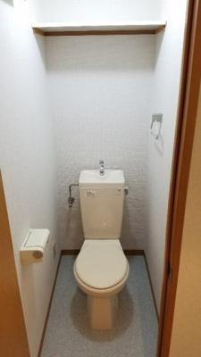 【トイレ】ハイツ真規