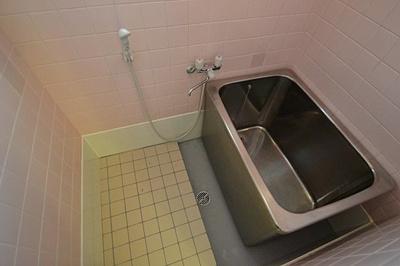 【浴室】ビラ摩耶