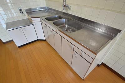 【キッチン】ビラ摩耶