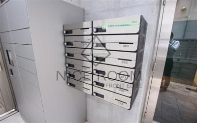 グランヒルレジデンス目黒大橋 メールボックス