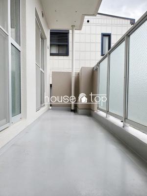 【バルコニー】エクセル甲子園(鳴尾駅・鳴尾北小学校・学文中学校)