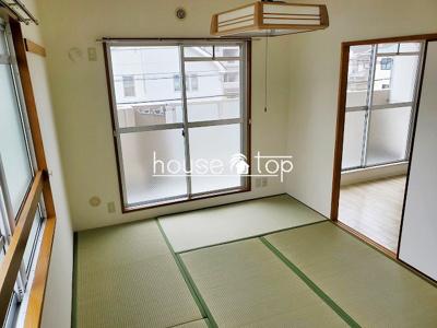 【和室】エクセル甲子園(鳴尾駅・鳴尾北小学校・学文中学校)