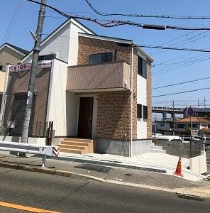 【外観】神戸市西区枝吉2丁目 新築2区画