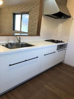 【キッチン】神戸市西区枝吉2丁目 新築2区画
