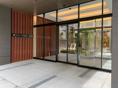 【エントランス】エルグレースタワー大阪同心