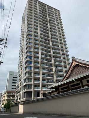 【外観】エルグレースタワー大阪同心